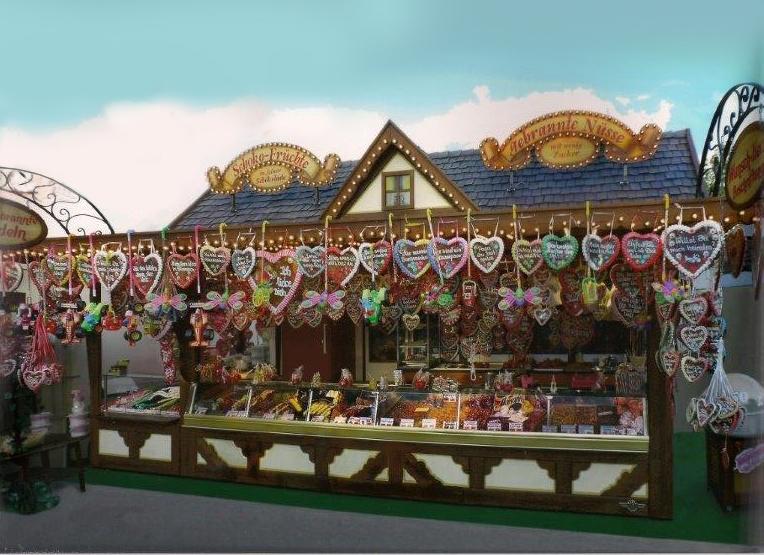 Süße Hütte