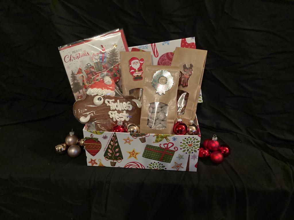 Weihnachtsbox Bunte Box groß